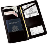 Royce Leather Checkpoint Passport 216-5