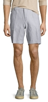 J. Lindeberg Nathan Striped Shorts