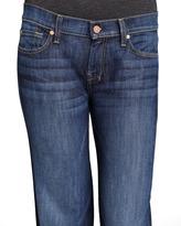 7 For All Mankind Dojo Midnight NY Dark Trouser Jeans