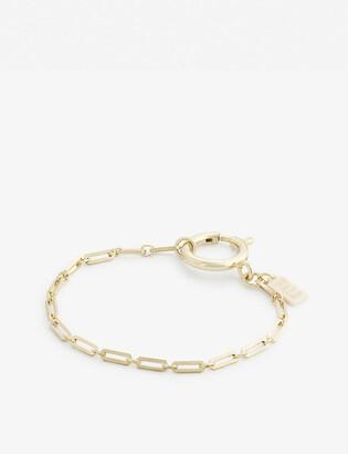 WALD BERLIN Nicole silver-plated bracelet