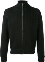 Maison Margiela zipped knitted sweatshirt - men - Wool - M