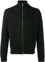Maison Margiela zipped knitted sweatshirt