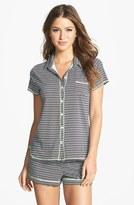 Kensie 'Sunset Boulevard' Jersey Pajama Top