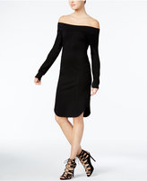 Rachel Roy Off-The-Shoulder Dress, Only at Macy's