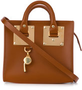 Sophie Hulme Albion box tote - women - Leather - One Size