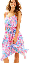 Lilly Pulitzer Dominica Handkerchief Hem Dress