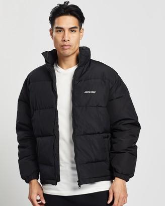 Santa Cruz Arco Puffer Jacket