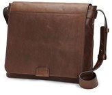 Frye Men's Chris Leather Messenger Bag - Brown