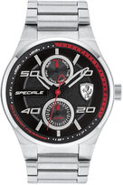 Ferrari Men's Speciale Stainless Steel Bracelet Watch 44mm 0830358