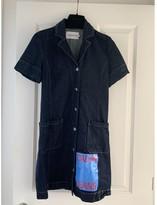Calvin Klein Blue Denim - Jeans Dresses