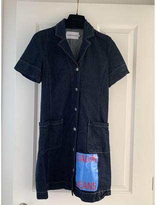 Calvin Klein Blue Denim - Jeans Dress for Women