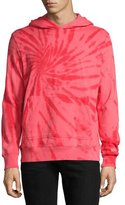 Ovadia & Sons Tie-Dye French Terry Hoodie