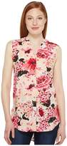 Jag Jeans Aspen Sleeveless Top in Rayon Print