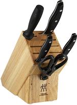 Zwilling J.A. Henckels Twin Signature Six-Piece Knife Block Set
