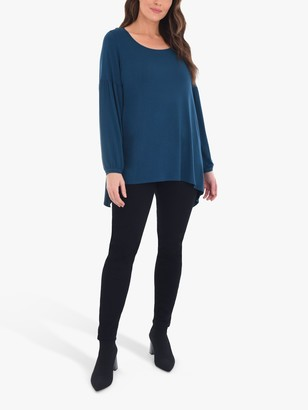 Live Unlimited Curve Puff Sleeve Top