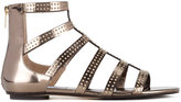 Jimmy Choo Nix sandals - women - Calf Leather - 36