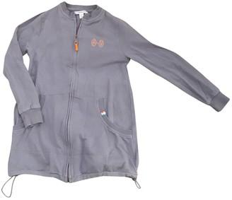 JC de CASTELBAJAC Grey Cotton Knitwear