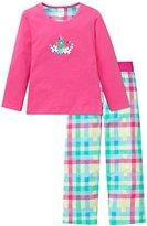 Schiesser Girl's Kids Mädchen Schlafanzug Lang Secondary Sleeping Suits