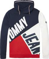 Men's Tommy Hilfiger Tommy Jeans Colour Block Funnel Sweater