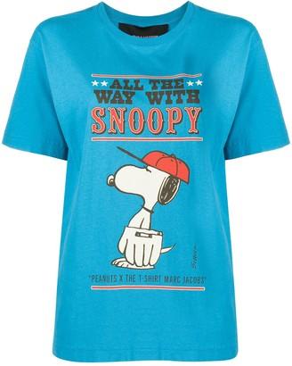 Marc Jacobs x Peanuts graphic print T-shirt