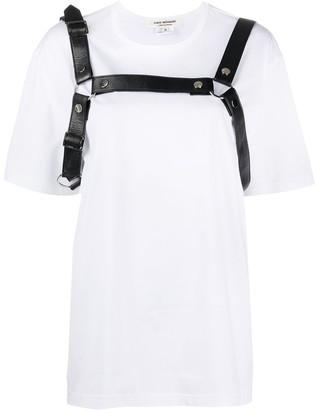 Junya Watanabe Studded Harness Top
