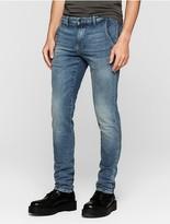 Calvin Klein Jeans Cotton Stretch Denim Chinos
