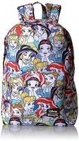 Loungefly Disney Princesses Back pack,One Size