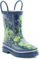 Western Chief Blue Paintball Rain Boot