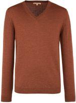 Gibson Men's V Neck Merino Sweater