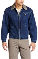 Dickies Men's Stone Washed Denim Jacket