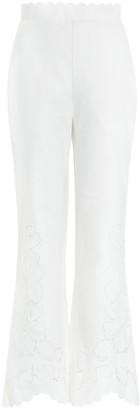 Zimmermann Carnaby Scallop Pants