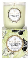 Voluspa 'Maison Jardin - Sake Lemon Flower' Scented Candle