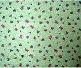 SheetWorld Fitted Pack N Play (Graco) Sheet - Butterfly Daisy - Made In USA - 27 inches x 39 inches (68.6 cm x 99.1 cm)