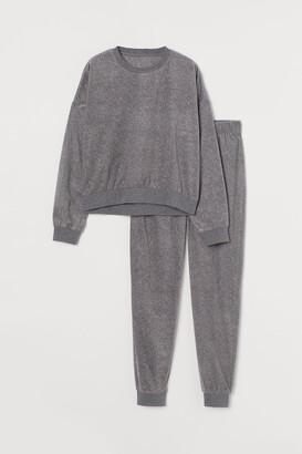 H&M Fleece Pajamas