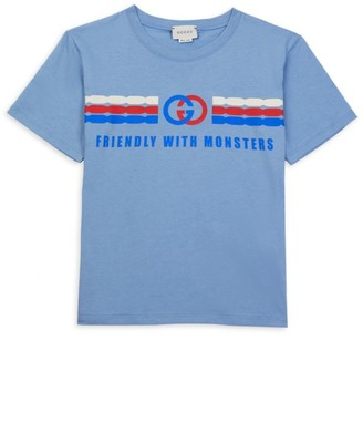 Gucci Little Boy's & Boy's Graphic T-Shirt