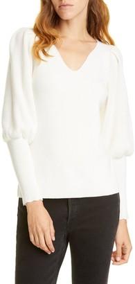 Rebecca Taylor Luxe Merino Pullover