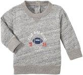 Petit Bateau Sweatshirt (Baby) - Grey-6 Months