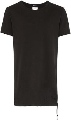 Ksubi Sious distressed T-shirt