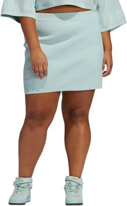 Adidas X Ivy Park Knit Miniskirt