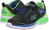 Skechers Erupters II - Lava Arc 90551L Lights Boys Shoes