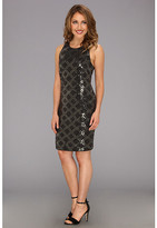 Laundry by Shelli Segal All Over Sequin Shift