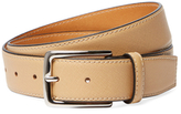DeSanto Saffiano Leather Belt