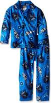 Star Wars Little Boys' Universe Defenders 2-Piece Pajama Coat Set