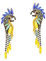 Elizabeth Cole Daya Crystal Earrings