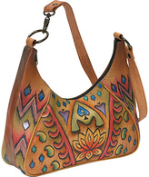 Anuschka Medium Zip Top Hobo - Incredible Ikat