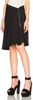 Lanvin Tie Skirt