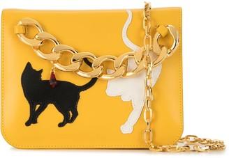 Undercover Applique Cat Mini Bag