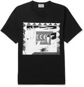 Cav Empt Printed Cotton-Jersey T-Shirt