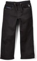 U.S. Polo Assn. Black Wash Jeans - Boys