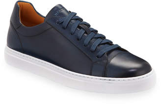Magnanni Betty Leather Low-Top Sneakers
